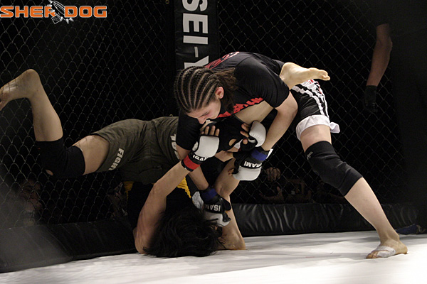 K-Grace 5.2007 - vs Hee Jin Lee