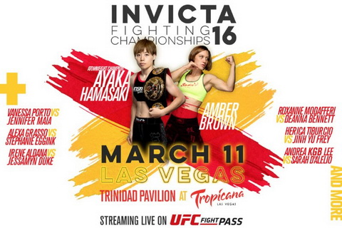 Invicta Fighting Championships 16