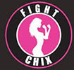 Roxanne Modafferi is sponsored by Fight Chix